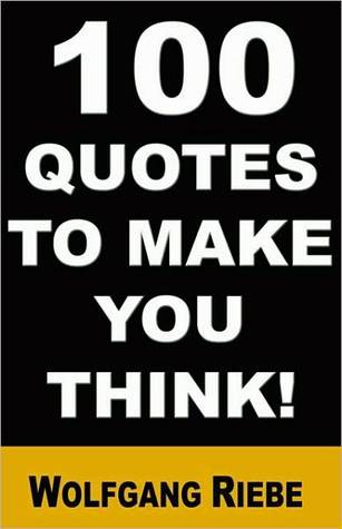 100 Quotes to Make You Think! (2010)