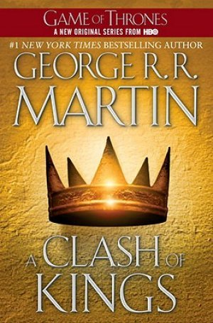 A Clash of Kings (2002) by George R.R. Martin