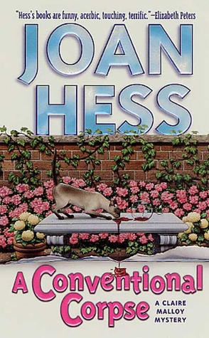A Conventional Corpse (2001) by Joan Hess