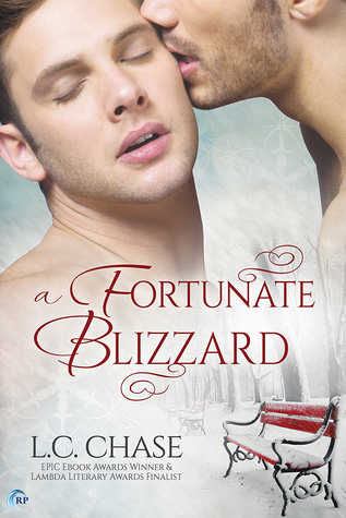 A Fortunate Blizzard (2015) by L.C. Chase
