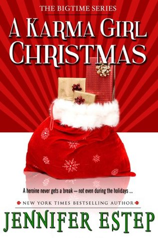 A Karma Girl Christmas (2011) by Jennifer Estep