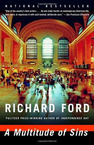 A Multitude of Sins (2003) by Richard Ford