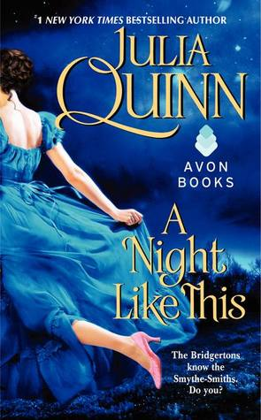 A Night Like This (2012) by Julia Quinn