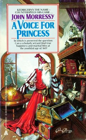 A Voice for Princess (1986) by John Morressy