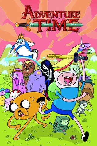 Adventure Time Vol. 2 (2013) by Ryan North