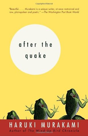 after the quake (2003) by Haruki Murakami