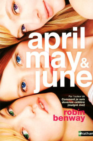 April, May & June (2010) by Robin Benway