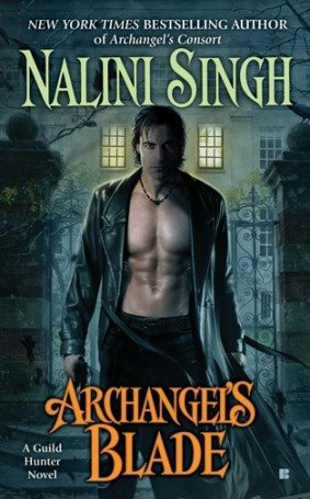 Archangel's Blade (2011) by Nalini Singh
