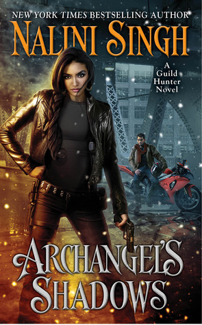 Archangel's Shadows (2014) by Nalini Singh