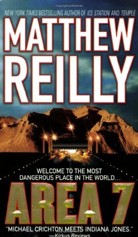 Area 7 (2003) by Matthew Reilly