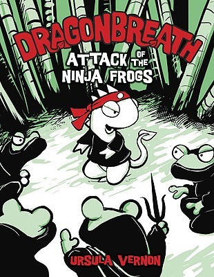 Attack of the Ninja Frogs