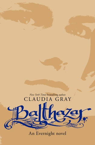 Balthazar (2012) by Claudia Gray