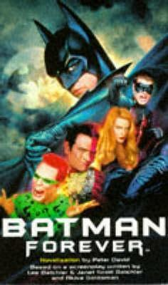 Batman Forever (1995) by Peter David
