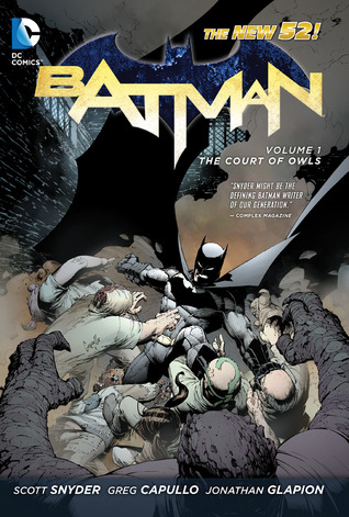 Batman, Vol. 1: The Court of Owls (2012)