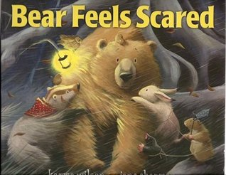 Bear Feels Scared only