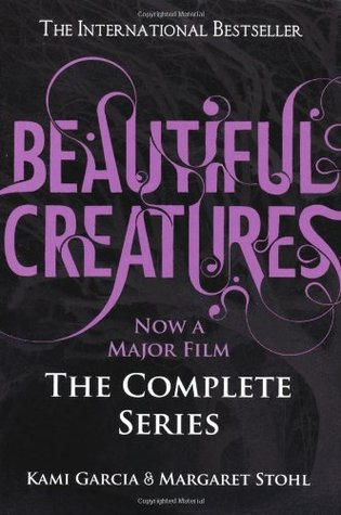 Beautiful Creatures the Complete Series Box Set (2013) by Kami Garcia