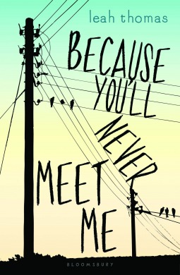 Because You'll Never Meet Me (2015) by Leah Thomas