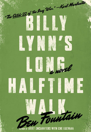 Billy Lynn's Long Halftime Walk (2012)