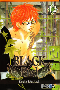 Black Bird, Vol. 12 (2011) by Kanoko Sakurakouji