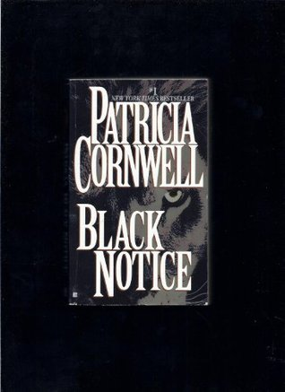Black Notice (2000) by Patricia Cornwell