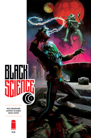 Black Science #1 (2013) by Rick Remender