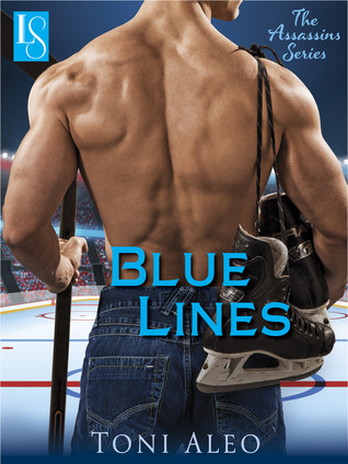Blue Lines (2013) by Toni Aleo