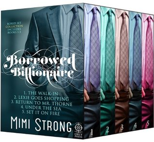 Borrrowed Billionaire: Complete Collection