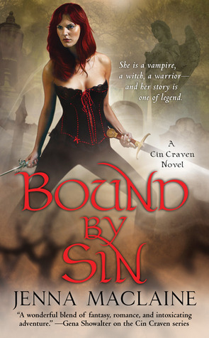 Bound By Sin (2009) by Jenna Maclaine