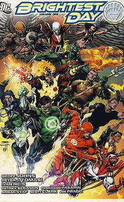 Brightest Day. Volume 1 (2011) by Geoff Johns