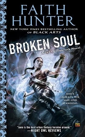 Broken Soul (2014) by Faith Hunter