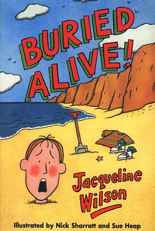 Buried Alive! (Adventure, #2)