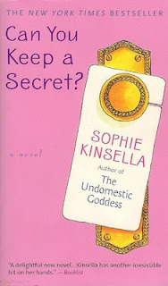 Can You Keep a Secret? (2005) by Sophie Kinsella