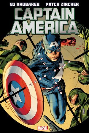 Captain America by Ed Brubaker, Vol. 3 (2000) by Ed Brubaker