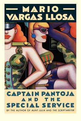Captain Pantoja and the Special Service