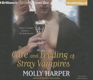 Care and Feeding of Stray Vampires, The (2013) by Molly Harper
