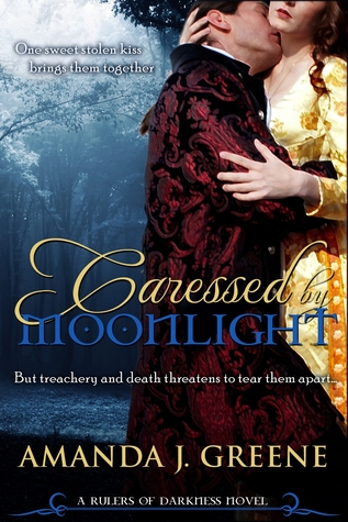 Caressed by Moonlight (2010) by Amanda J. Greene