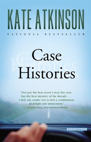 Case Histories (2005) by Kate Atkinson