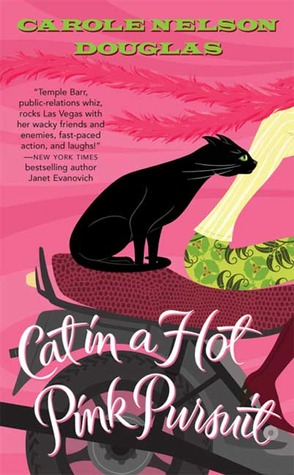Cat in a Hot Pink Pursuit (2006) by Carole Nelson Douglas