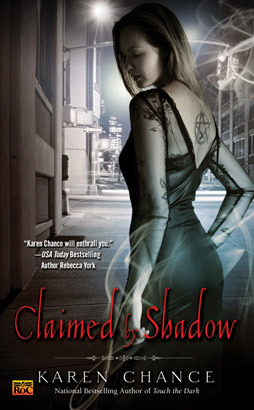 Claimed By Shadow (2007) by Karen Chance