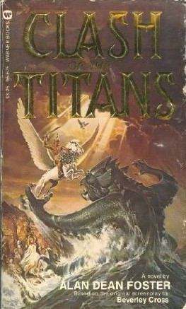 Clash of the Titans (1981) by Alan Dean Foster