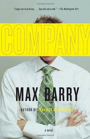 Company (2007) by Max Barry