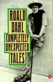 Completely Unexpected Tales