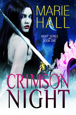 Crimson Night (2013) by Marie Hall