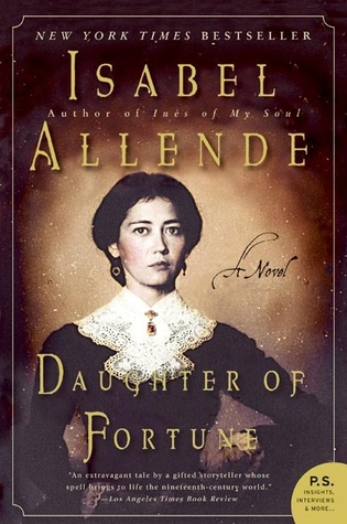Daughter of Fortune (2006) by Isabel Allende