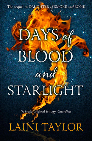 Days of Blood and Starlight (2012) by Laini Taylor