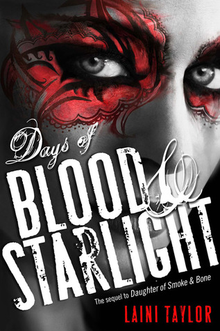 Days of Blood & Starlight (2012) by Laini Taylor