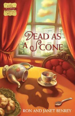 Dead as a Scone (2004) by Ron Benrey