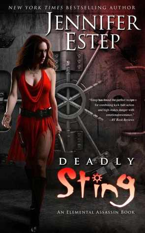 Deadly Sting (2013) by Jennifer Estep