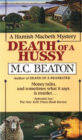 Death of a Hussy (1991) by M.C. Beaton