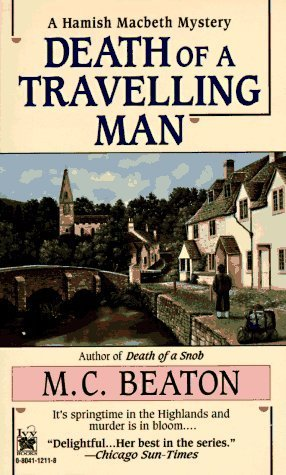 Death of a Travelling Man (1996) by M.C. Beaton